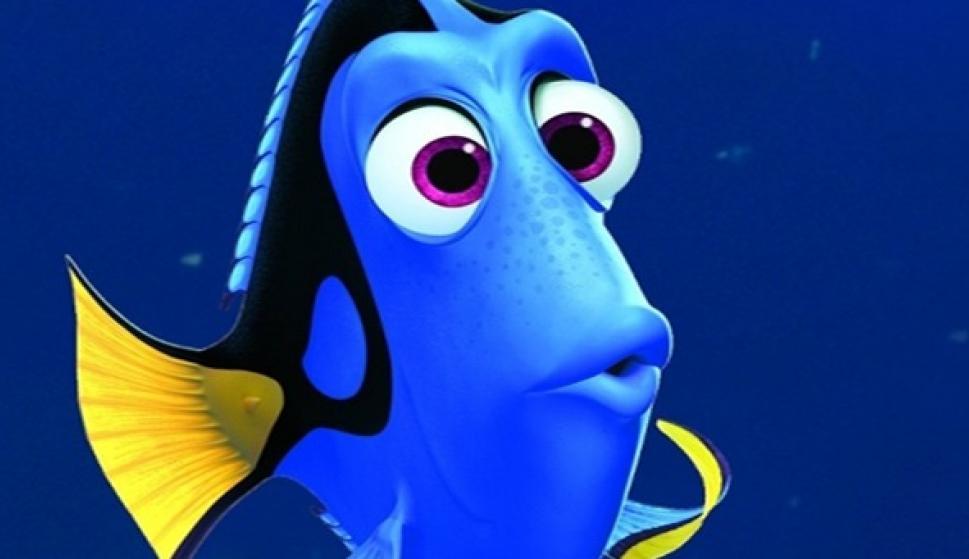 'Buscando a Dori' se deja ver nadando en su primer póster ...
