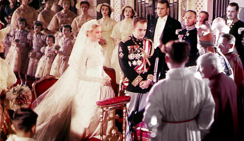 d642ba6c2 La boda de Grace Kelly sigue siendo la más glamourosa después de 60 años
