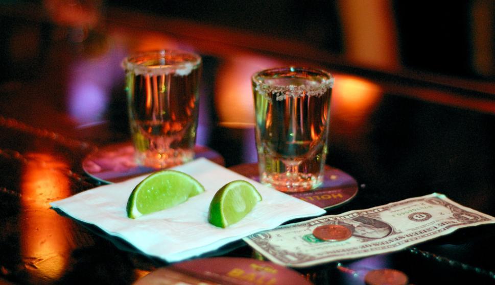 Beneficios del tequila para bajar de peso