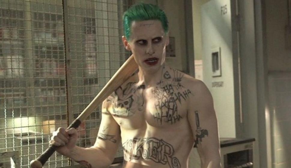 Descifrados Los 16 Tatuajes Del Joker De Jared Leto Cine Arte
