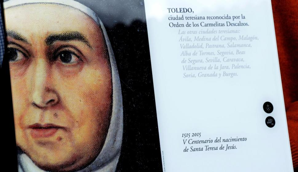 Las Frases A Recordar De Santa Teresa En Su V Centenario Arte