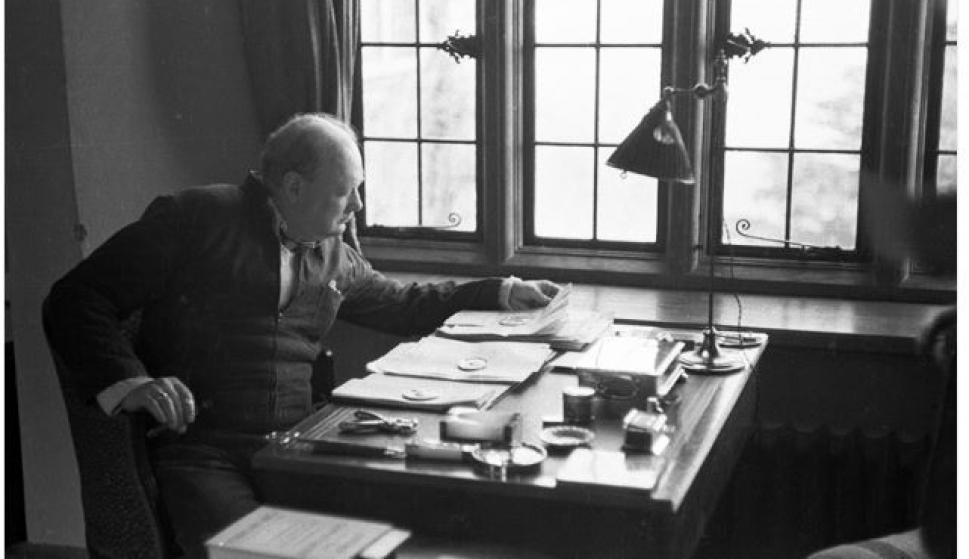 Cien Frases De Churchill En Las Que Predijo Muchos De Los
