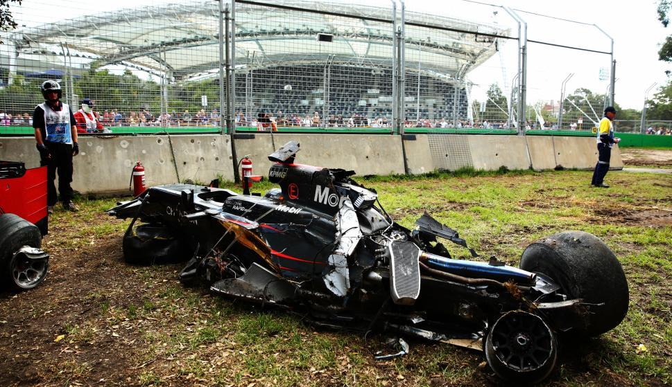 Circuito Fernando Alonso Accidente : Fernando alonso sufre un accidente en las millas de indianápolis