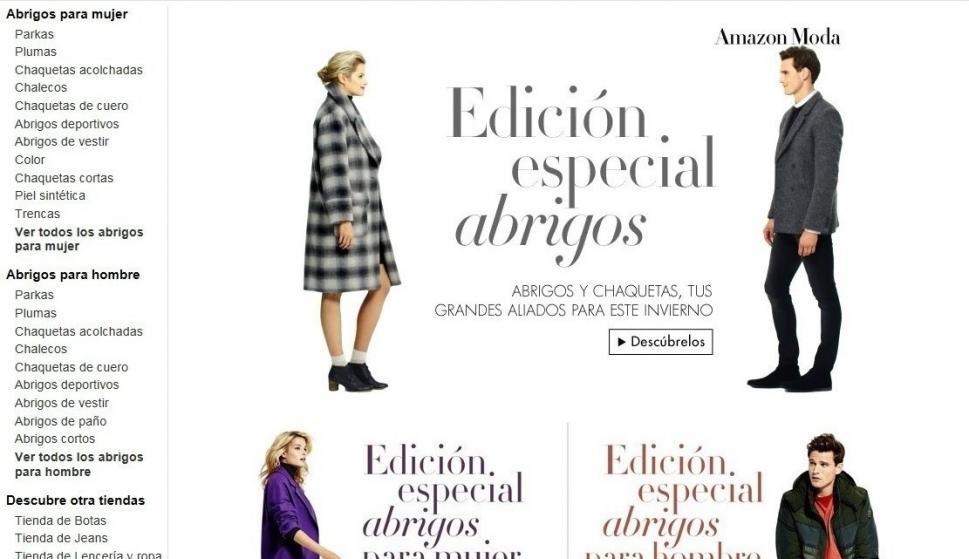 Más Moda Europa Artículos Millones 60 Vendió De Amazon En qw5F48