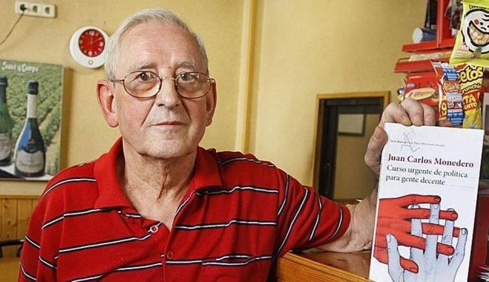 el precio más bajo 04dec 927a0 El padre de Monedero repetirá en las listas de Vox, Lomana ...