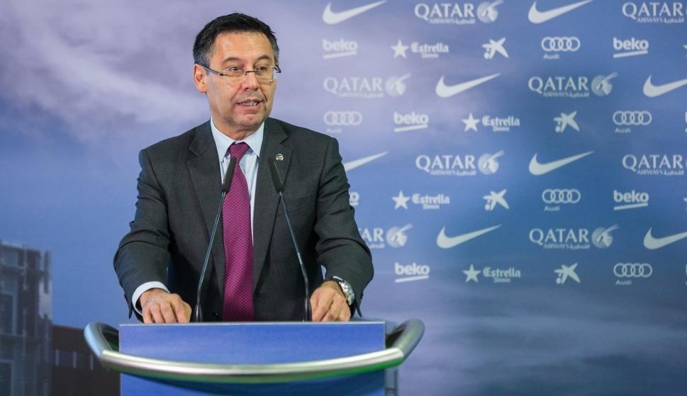 El Barça y Nike llegan a un acuerdo de 100 millones por temporada ... a7d0fa0eae6