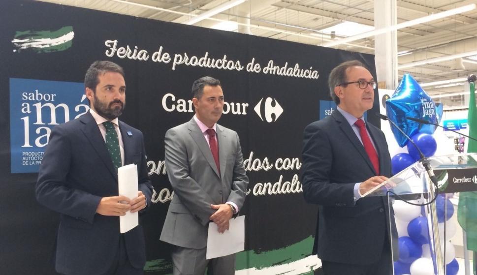 De Productos Málaga A Protagonista Sabor La Feria Andaluces AF4zqp