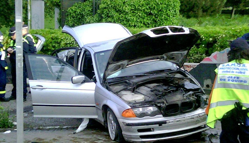 Marcos Alonso, implicado en un accidente en el que ha muerto una ...