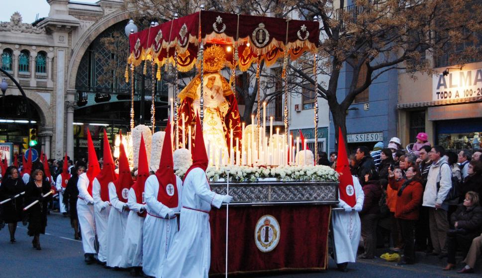 Resultat d'imatges de procesiones semana santa