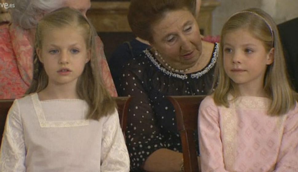 Asi Es Leonor De Borbon Y Ortiz Princesa De Asturias Y Heredera De