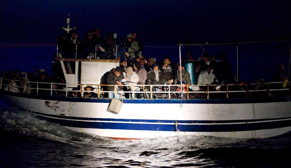 Resultado de imagen de tunecinos inmigrantes Italia