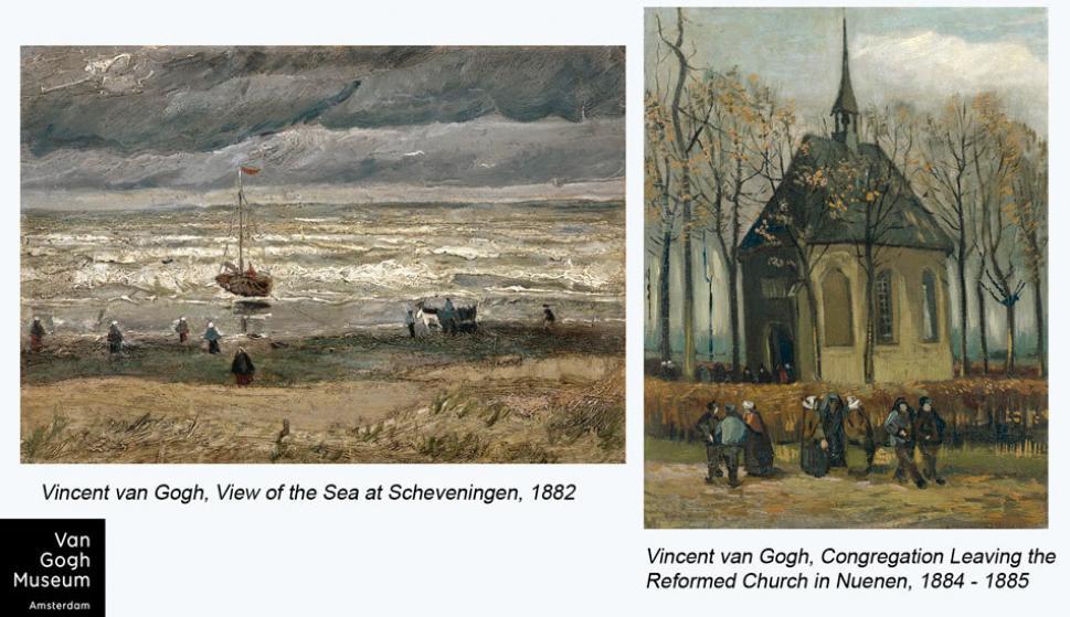 Hallan dos cuadros de Van Gogh robados hace 14 años en manos de la ...