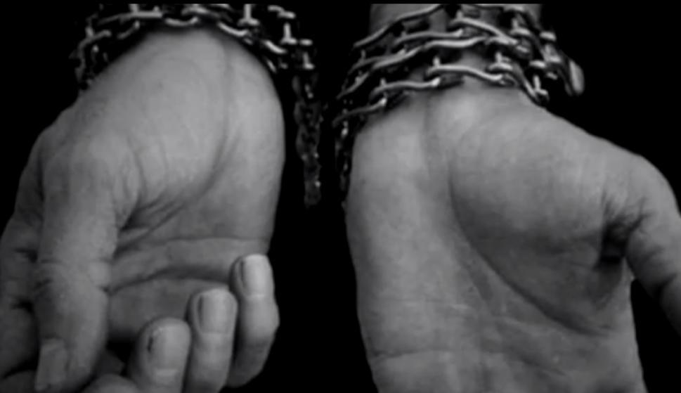 Image result for La trata de seres humanos