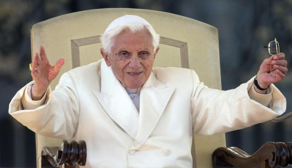 Las 33 Mejores Frases Que Nos Dejó El Papa Benedicto Xvi