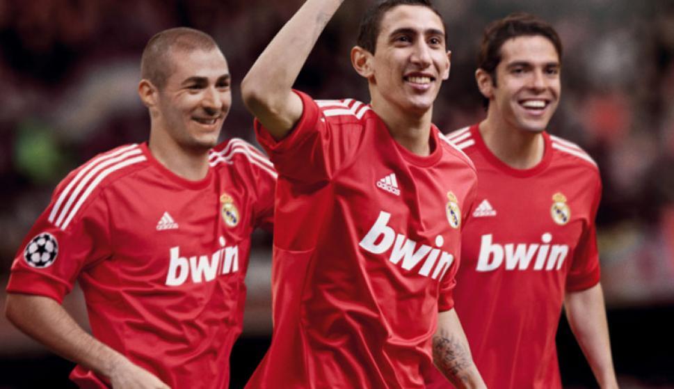Zoco Real Estrena Roja Camiseta La Madrid ChampionsEl Pero j35A4RL