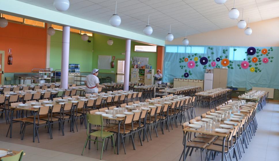 Comedores escolares de CyL han reducido un 25 por ciento los ...