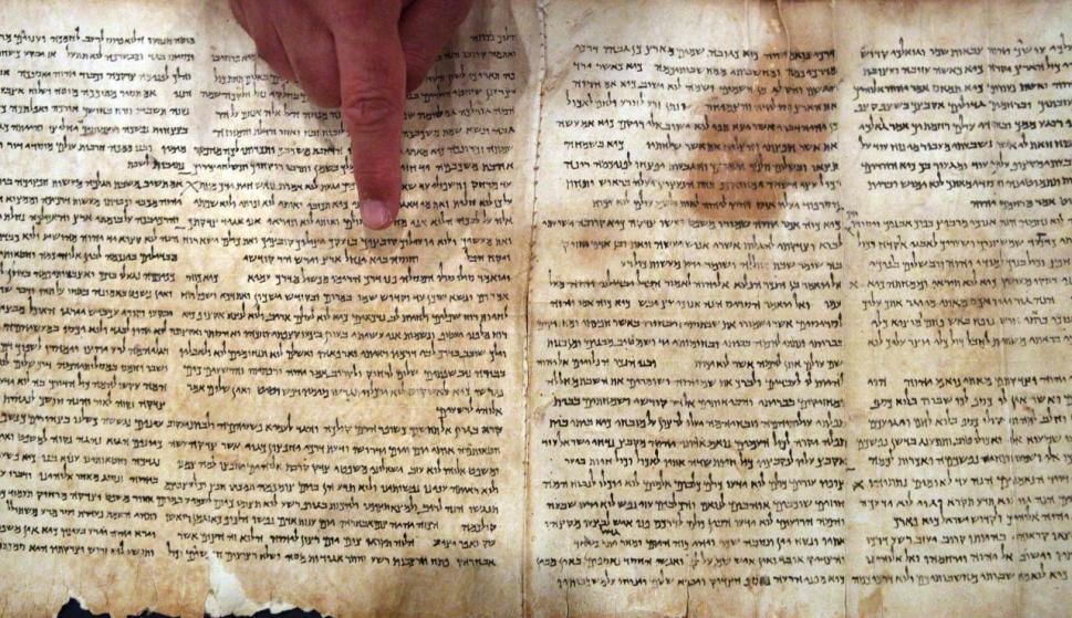 Resultado de imagen de qumran biblia