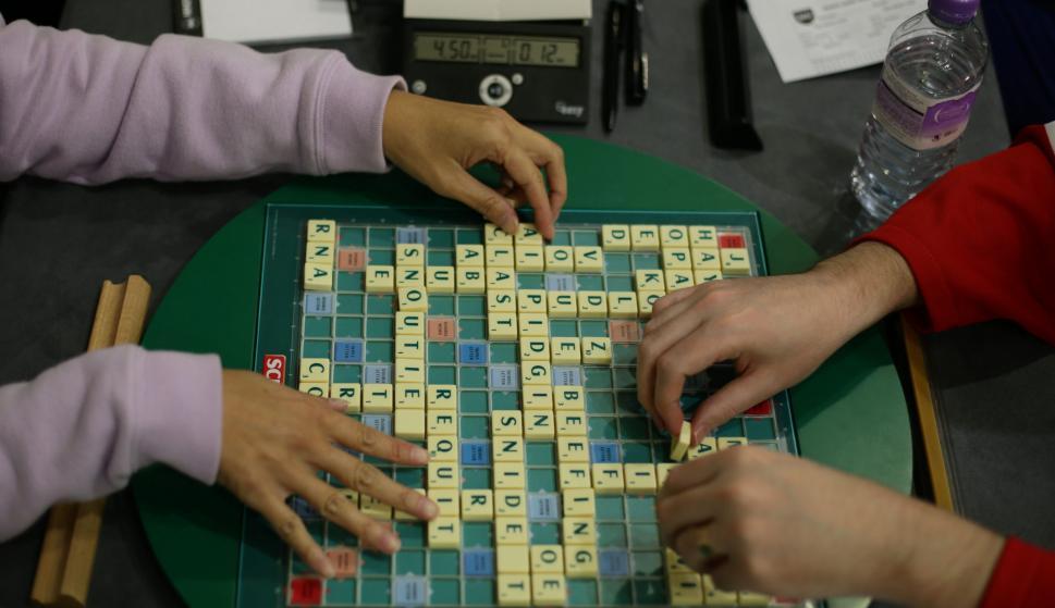 Scrabble Scrabble Cumple 70 Anos Y Lo Celebra Con Una Mision