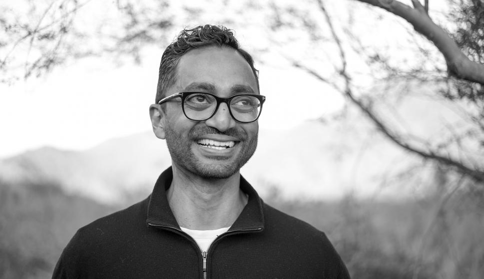 Chamath Palihapitiya, CEO de Social Capital / Christopher Michel
