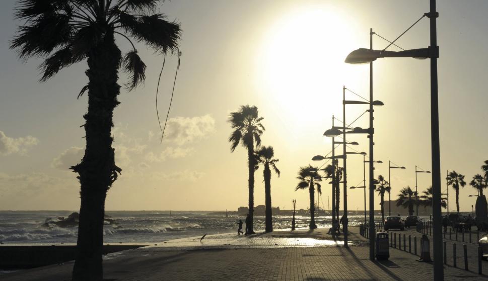 Isla de Pafos, en Chipre.