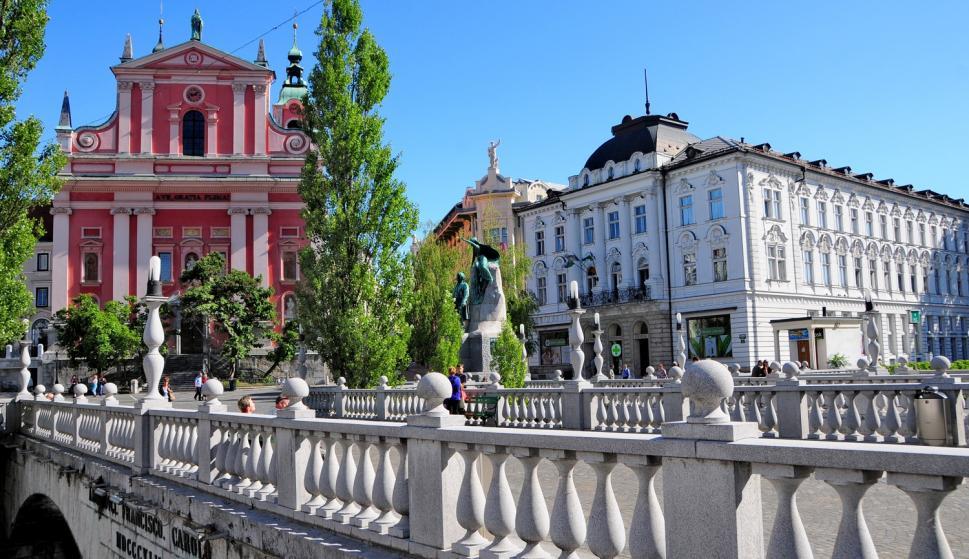 Una de las grandes ciudades de Europa.
