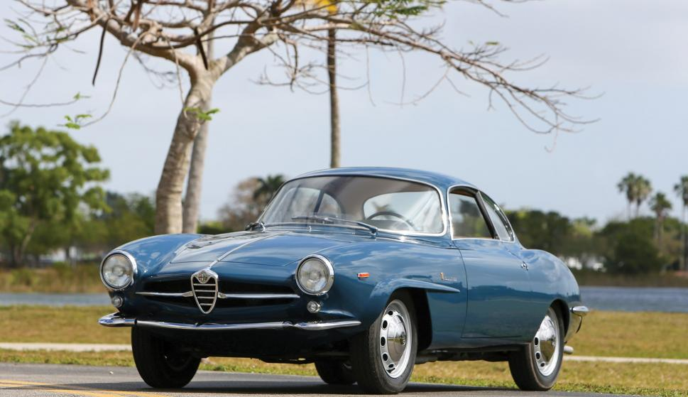 El Alfa Romeo Sprint, una auténtica joya del motor.
