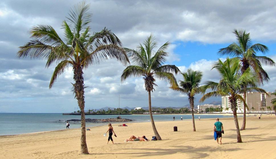 Una de las grandes islas del archipiélago canario.