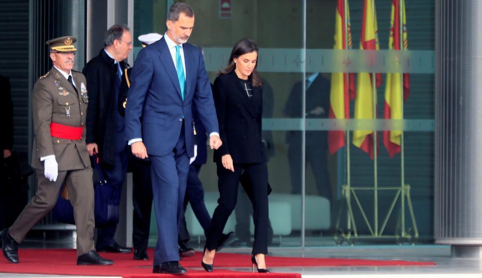 Los reyes de España inician un viaje a Japón y Corea del Sur.  /EFE/ Fernando Alvarado
