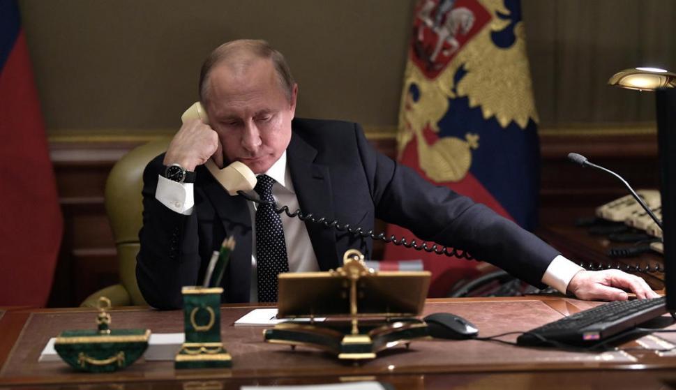 En 2017 un enlace de Carles Puigdemont llamado Víctor Terradellas viajó a Moscú tres veces y se reunió con un representante de Putin. /EFE
