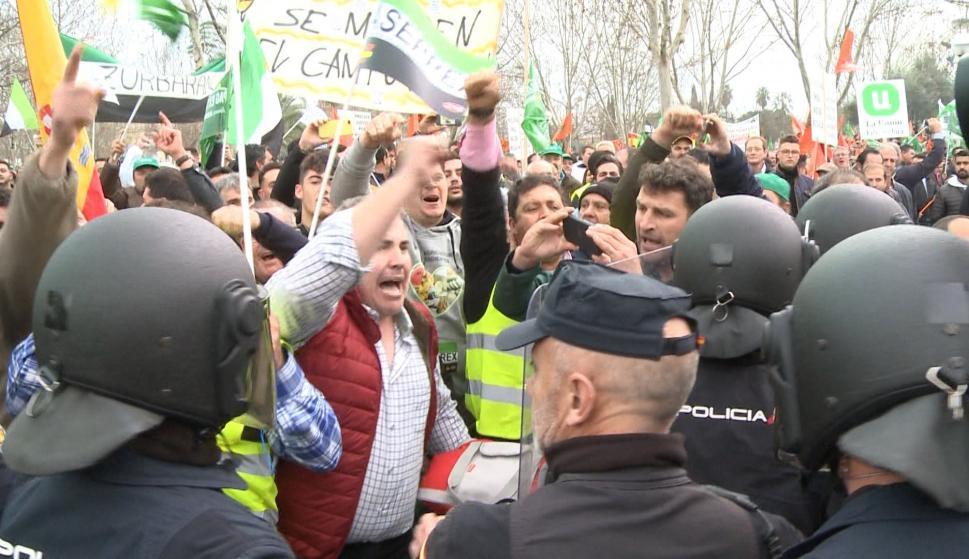 """COAG exige que se declare la situación del campo como un """"problema de Estado"""". /Europa Press"""