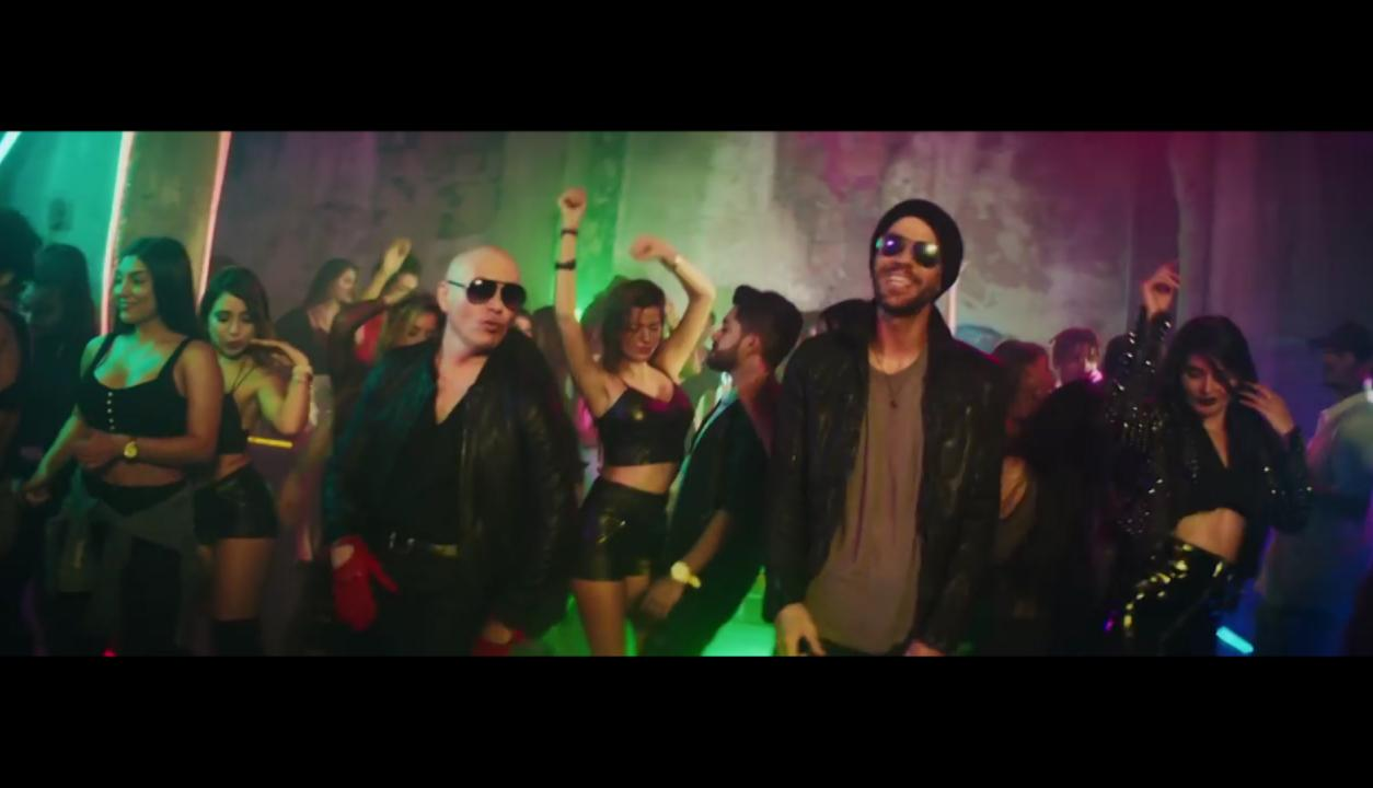 Enrique Iglesias y Pitbull regresan con 'Move to Miami'