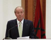 "Juan Carlos I dice que su viaje a Marruecos le deja una ""huella imborrable"""