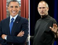 Einstein, Obama y Jobs sono conocidos por no cambiar nunca de vestimenta / Wikicommons