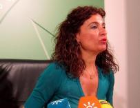 María Jesús Montero, la más veterana en el Gobierno andaluz, llega a Hacienda tras nueve años seguidos en Salud
