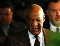 Comedian Bill Cosby leaves the Montgomery County c