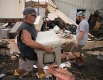 El huracán 'Harvey' podría costar hasta 16.600 millones a la industria de seguros