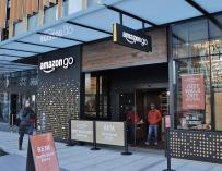 Así es el primer Amazon Go, situado en Seattle / SounderBruce