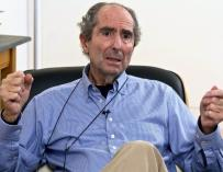 Philip Roth en 2012