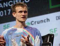 Vitalik Buterin, cofundador de Ethereum / Techcrunch