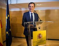 Fotografía Pedro Duque / EFE