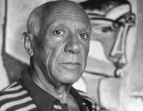 Pablo Picasso. / GEORGE STROUD HULTON ARCHIVE