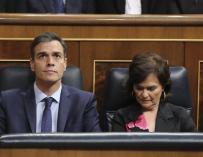 Pedro Sánchez quiere resolver la aprobación de los presupuestos.