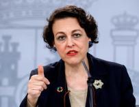 Magdalena Valerio, Consejo de Ministros
