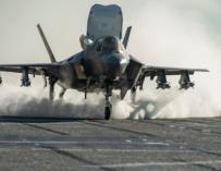 El F-35B que quiere la Armada Española