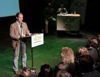 Víctor González, responsable económico de Vox