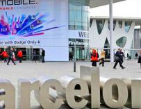 Mobile World Congress ancha
