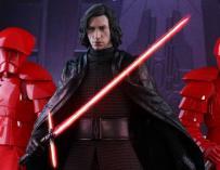 Fotografía de Kylo Ren de Star Wars, The Last Jedi