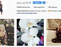 Instagram Paula Echevarría