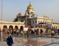 10. NUEVA DELHI (INDIA)