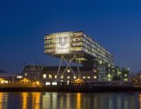 Imagen de la sede de Unilever en Rotterdam.